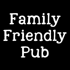 Family friendly pub